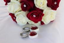 Love heart themed wedding
