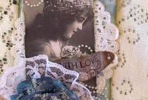 cards and tags / by Joyce Stevens