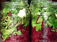 przetwory z warzyw i owocow