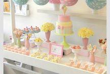 mesas de dulces y cotillones