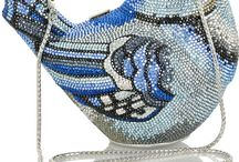 Blue Bags & Wallet