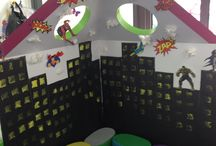 my preschool room