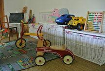 Playbarns, playrooms and fun rooms