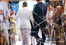 Getaways and Send Offs / Making a memorable exit