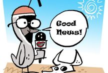 Good News! / Good News / by HelenJean Strang