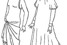 Naisten vaatteita