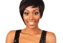 Short Wigs / Cute and sassy short wigs