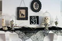 Halloween Party Inspiration / Creepy, Spooky, Kooky, Cool... \We're definitely in the mood for the scariest holiday around.