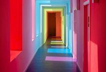 Architecture Colour / Colour