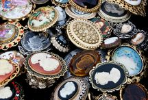 Cameos / by Amy Gilham