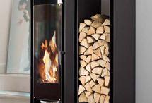 Stockage firewood