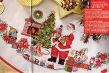 Kerstboomkleden