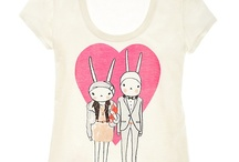 Cool t-shirts. / by Frederique Dame