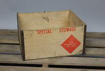 Crates / Wooden Crates