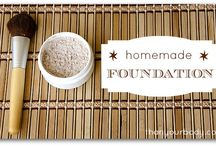 Homemade Beauty Products *Bonnie's Heart and Home* / Homemade beauty products