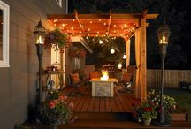 Outdoor living / by Lucy Nixon