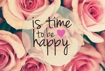 It's time to be happy