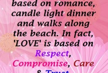 Romantic Thoughts / Multiple thoughts of love & romance  / by Debra Baumgardner