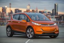 Chevrolet BOLT / Chevrolet BOLT concept full-electric car