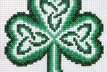 Cross stitch / by K.L. Baustian