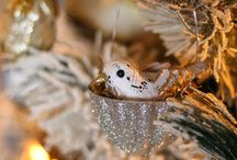 Christmas Ornaments / by Charlotte Kimball