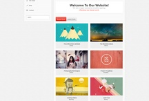 Wordpress Themes / Gorgeous and inspirational Wordpress themes / by Maeva