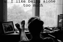 I feel too much