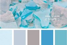 Color Palettes / All things COLOR!