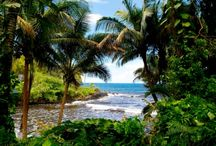 Places I'd Like to Go / Hawaii