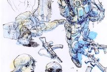 Soldiers & Mercenaries