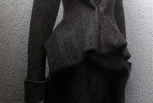 Твидовые костюмы