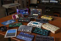 Korg / Sintes y teclados Korg http://djmania.es/korg-m-73.html