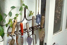 Garden Tools Organization / by Paul J. Ciener Botanical Garden