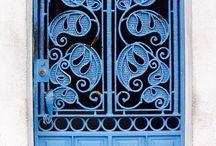 Door Design / A selection of doors from around the globe.