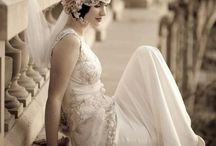 Gatsby wedding dresses
