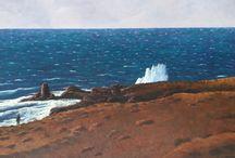 Robert Maclaurin paintings for sale