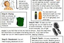 Hygiene lessons