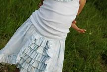 Sewing-Girls Skirts & Pants