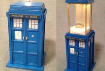 Doctor Who / Cool Dr. Who stuff for geeks.