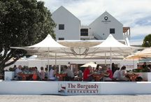 Burgundy Restaurant / Get to know our fabulous restaurant, inside and out!