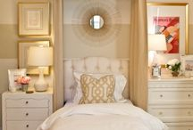 Bedrooms / by Christy Allison