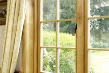 Venables Oak Windows - Bespoke / Venables Oak produces custom made windows for both new build and restoration projects, in traditional or contemporary designs. We also carry a range of stock designs, plus window boards.