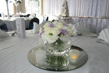 Wedding Table Centre Pieces / by Waterfront Functions