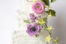 Wedding cake du septembre