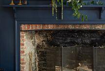 Şömine | Fireplace Ⓣ