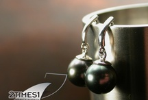 Portfolio earrings