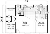 Alan House Plans