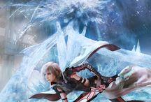 Santo gallery anime lightning