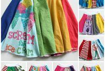 Recy: shirt to skirt