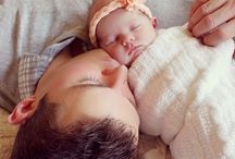 Lynette and other babies photo ideas / by Macie Carroll